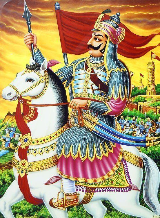 Maharana Pratap Maharana Pratap History of Chittorgarh