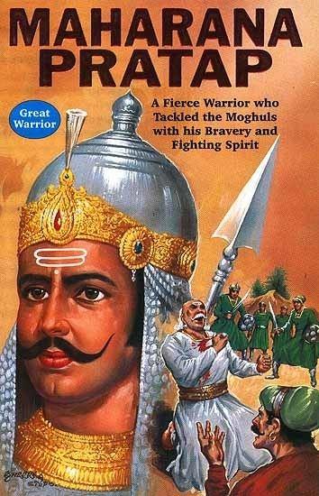 Maharana Pratap wwwexoticindiacombooksmaharanapratapthesymb
