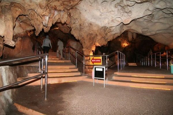 Maharani cave Indonesian Tourism Maharani Cave