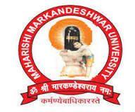 Maharishi Markandeshwar University, Sadopur, Ambala httpsuploadwikimediaorgwikipediaendd1Mah