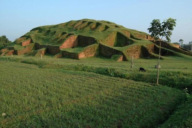 Mahasthangarh Mirror Of Bangladesh Mahasthangarh City Of Pundravardhan One Of