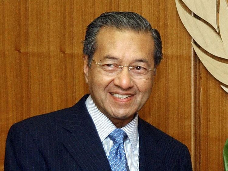 Mahathir Mohamad Missing Malaysia Airlines flight MH370 39CIA hiding