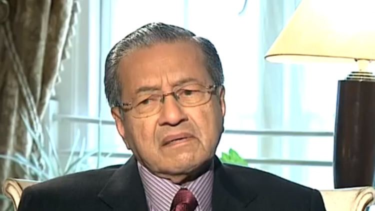 Mahathir Mohamad UN accredits NGO whose head is glad to be labeled antiSemitic