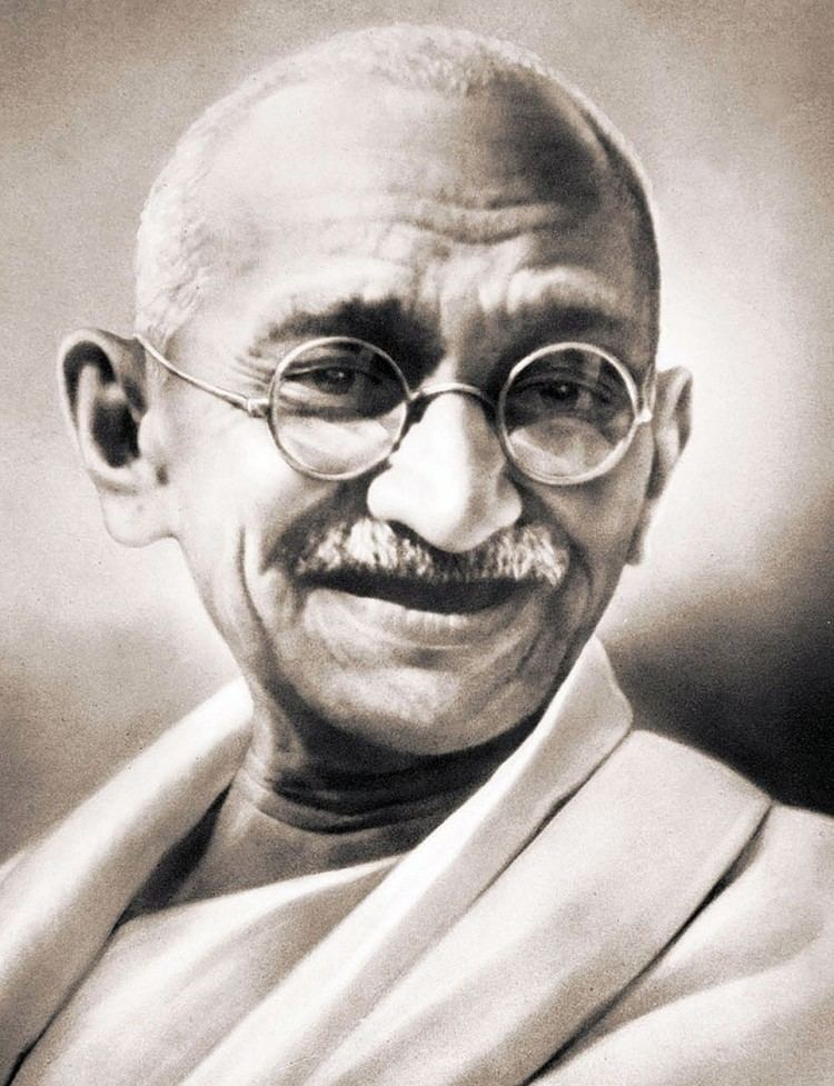 Mahatma Gandhi In Defence of Mahatma Gandhi Khurpi