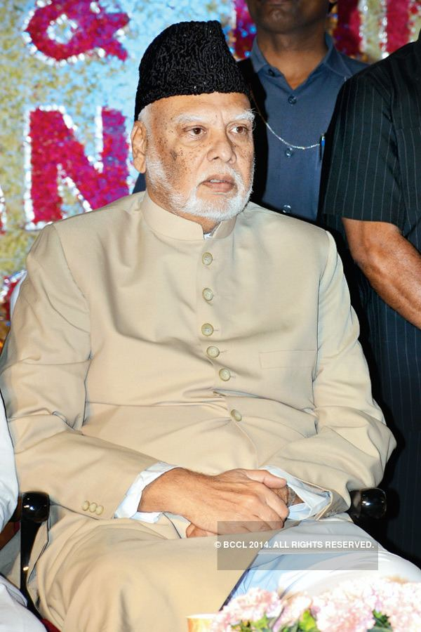 Mahboob Alam (politician) Mahboob Alam Khan during the iftaar party held in Hyderabad