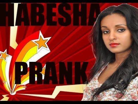 Mahder Assefa Actress Mahder Assefa Amaizingly Pranked by Habesha Prank