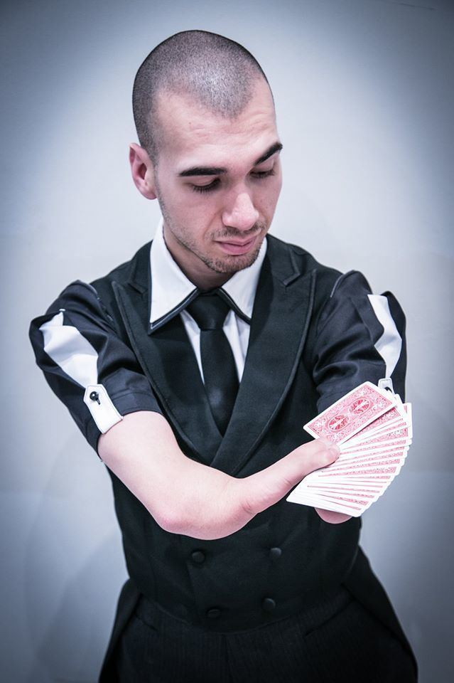 Mahdi Gilbert AbraCORNdabra The Midwest39s PREMIER Magic Convention