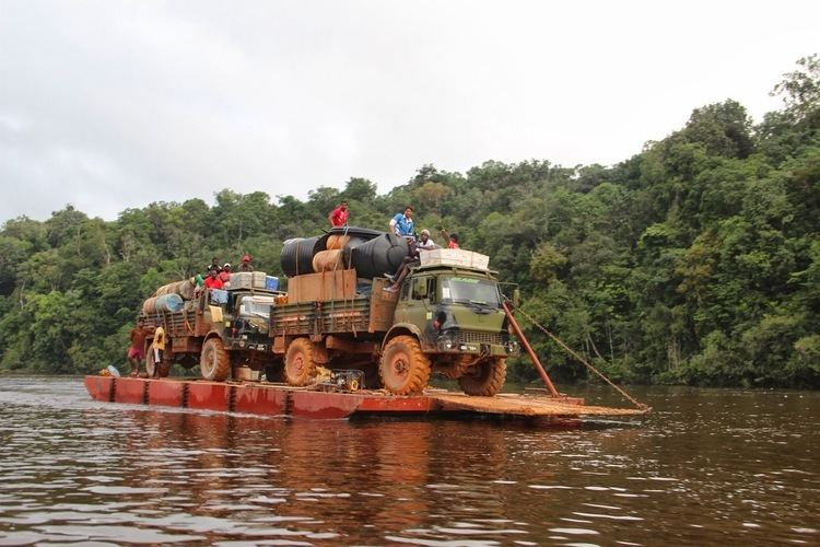 Mahdia, Guyana Mahdia Guyana A Mining Town and Kaieteur Falls Overland Derek39s
