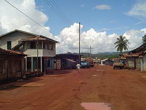 Mahdia, Guyana Mahdia Guyana Wikipedia