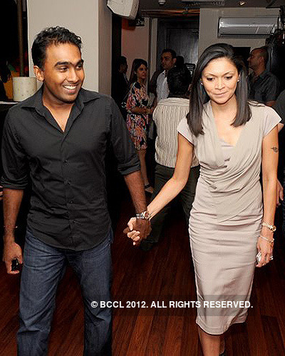 Mahela Jayawardene (Cricketer) family