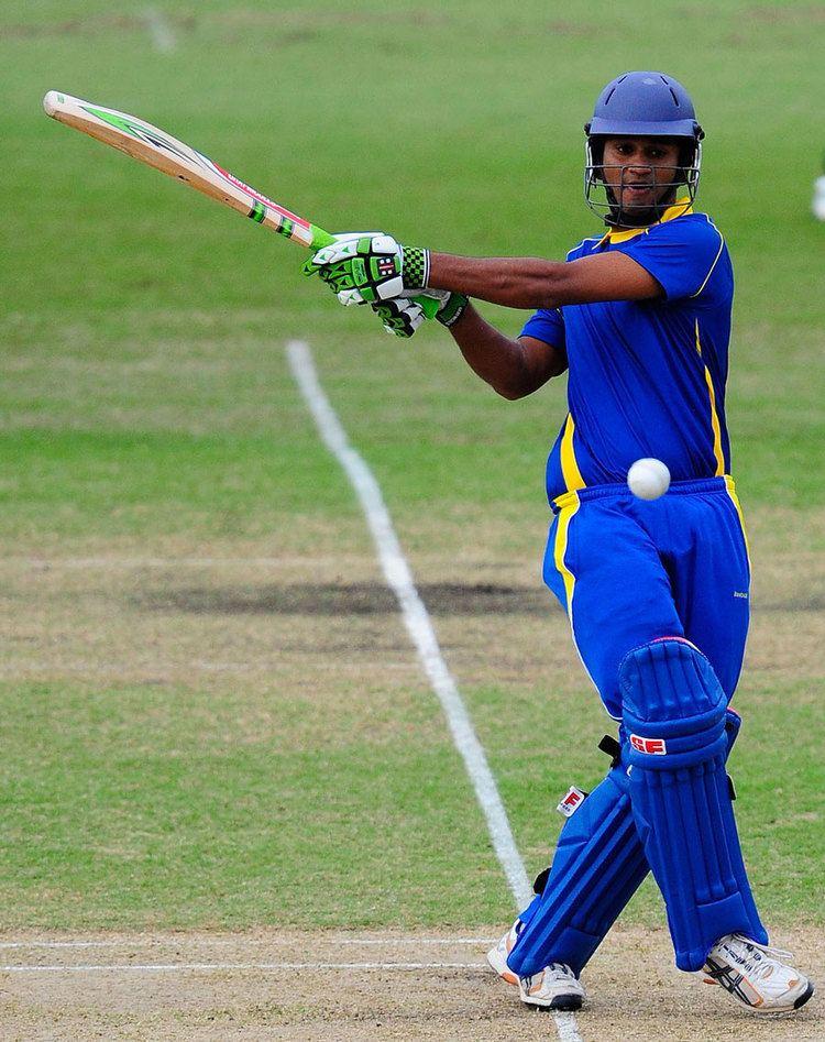 Mahela Udawatte (Cricketer)