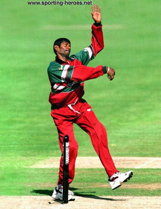 Mahendra Nagamootoo (Cricketer)
