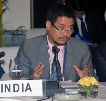 Mahendra P. Lama KALIMPONG NEWS Prof Mahendra P Lama appointed Pro Vice Chancellor