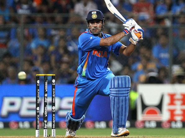 Mahendra Singh Dhoni (Cricketer)