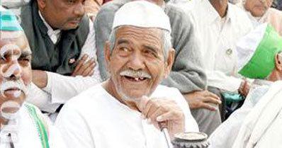 Mahendra Singh Tikait BKU leader Mahendra Singh Tikait dead North News
