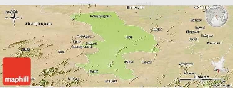 Mahendragarh Beautiful Landscapes of Mahendragarh