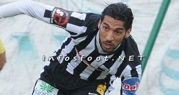Maher Hannachi Equipe de Tunisie Hannachi en renfort INFOSFOOT
