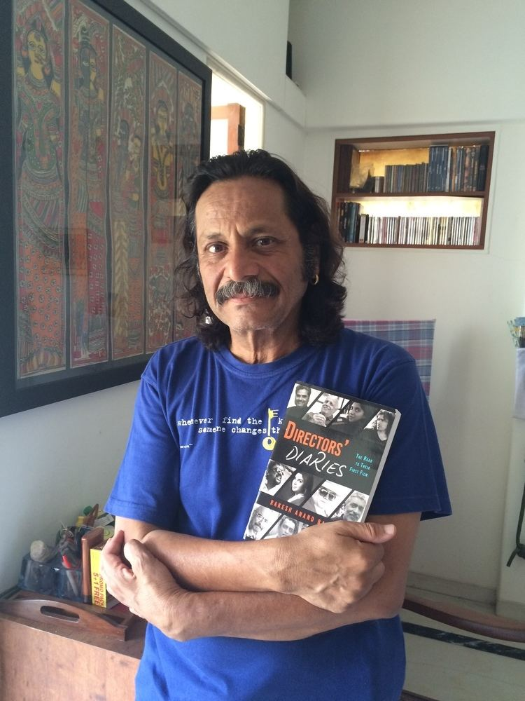 Mahesh Aney Cinematographer Mahesh Aney speaks about his director Ashutosh