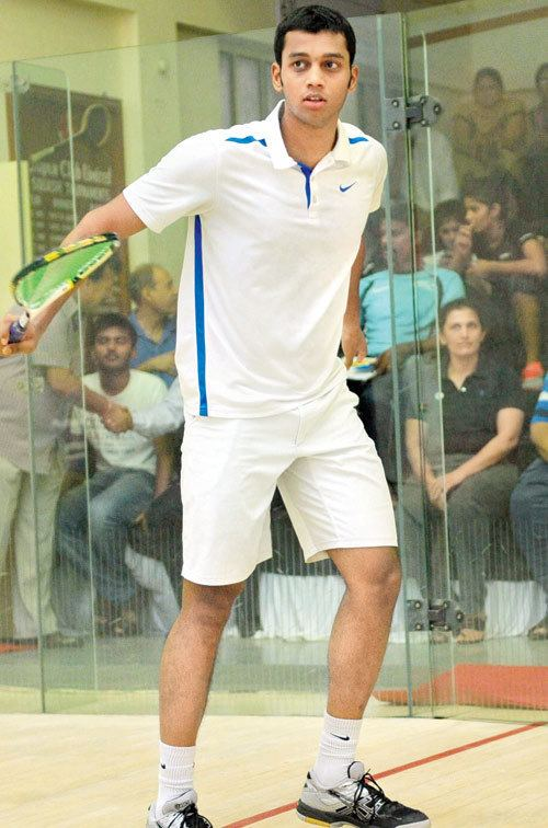 Mahesh Mangaonkar Mangaonkar wins CCI squash crown Sports