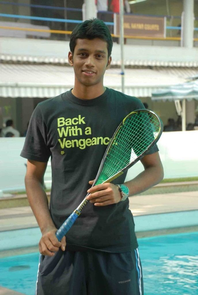 Mahesh Mangaonkar Mahesh Mangaonkar reaches semifinals in JSW Indian Squash
