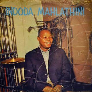 Mahlathini ElectricJive Classic mbaqanga Indoda Mahlathini 1969