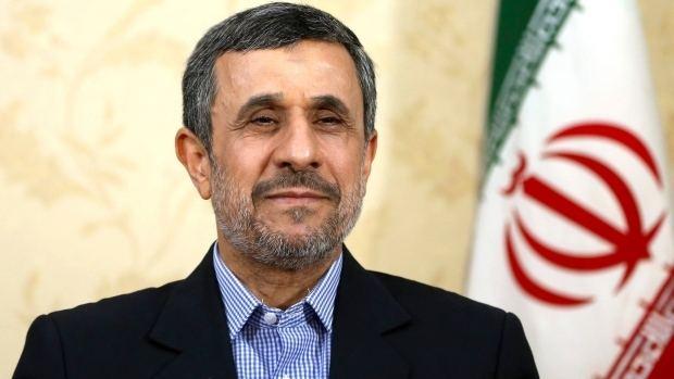 Mahmoud Ahmadinejad Former president Mahmoud Ahmadinejad barred from running in Iran