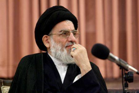 Mahmoud Hashemi Shahroudi PressTV Iran cleric slams nuclear media hype