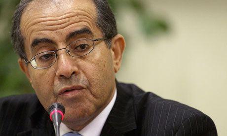 Mahmoud Jibril MahmoudJibril007 The London Evening Post