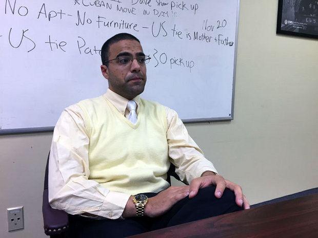 Mahmoud Mahmoud Church World Services NJ refugee agency head Mahmoud Mahmoud