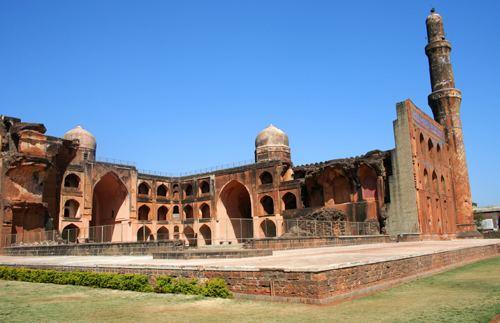 Mahmud Gawan Madrasa Madrassa Of Mahmud Gawan Islamic Architecture in India