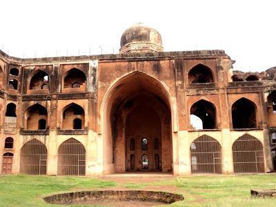 Mahmud Gawan Madrasa Madrasa of Mahmud Gawan Bidar I CRAVE HISTORY