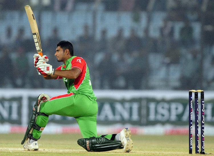 Mahmudullah Mahmudullah The new Senstation of T20 CricFrenzy