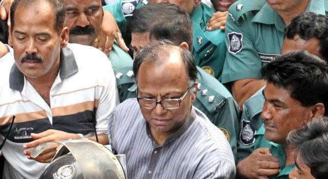 Mahmudur Rahman Mahmudur Rahman jailed for 3 year Nirapad News