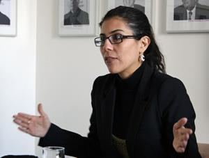 Mahnaz Mohammadi Iranian filmmaker Mahnaz Mohammadi starts fiveyear prison