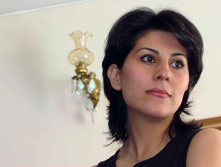 Mahnaz Mohammadi Cinma Appel la libration de Mahnaz Mohammadi On n