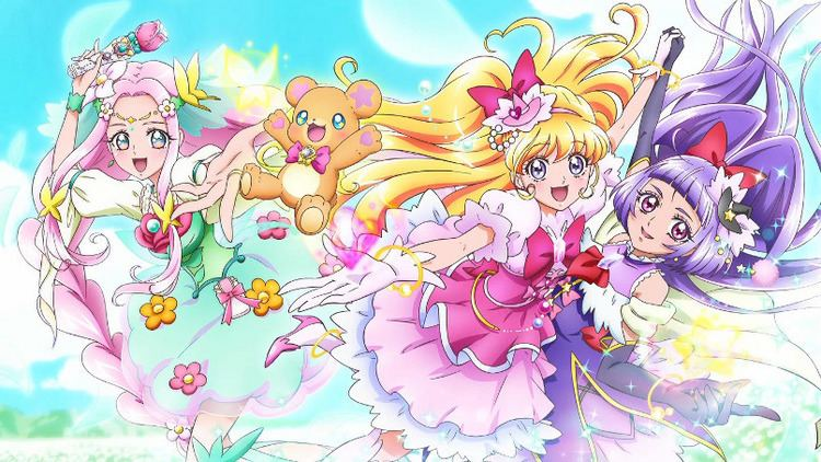 Maho Girls PreCure! Maho Girls Precure TV Anime News Network