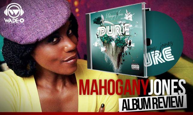 Mahogany Jones Album Review Mahogany Jones Pure WadeO Radio