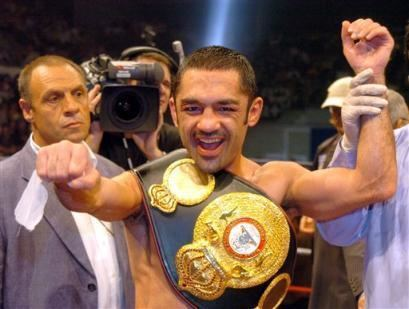 Mahyar Monshipour Mahyar Monshipour Boxer Boxing news BOXNEWScomua