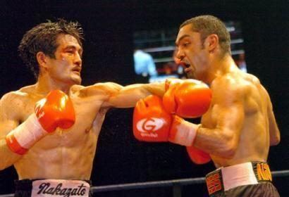 Mahyar Monshipour Photos Mahyar Monshipour Shigeru Nakazato Boxing