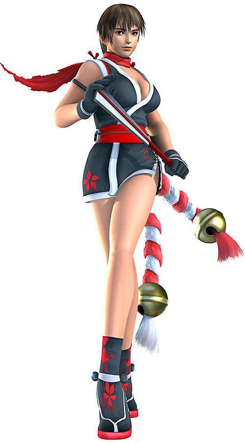 Mai Shiranui Mai Shiranui Fatal Fury King of Fighters Character profile