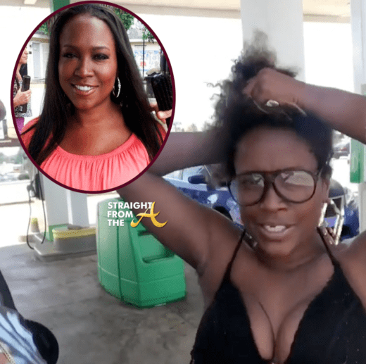 Maia Campbell Where Are They Now Actress Maia Campbell Spotted Toothless