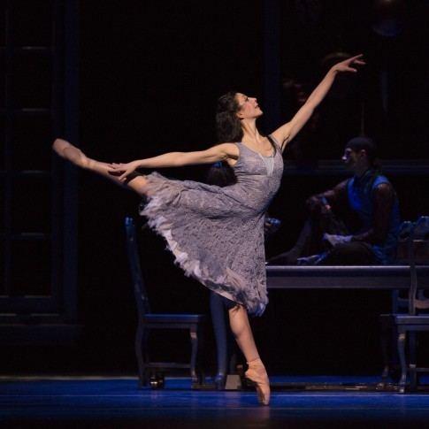 Maia Makhateli Maia Makhateli on dancing Cinderella LondonDance
