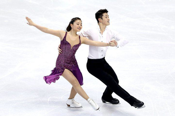 Maia Shibutani Maia and Alex Shibutani Meet the ice dance siblings making their