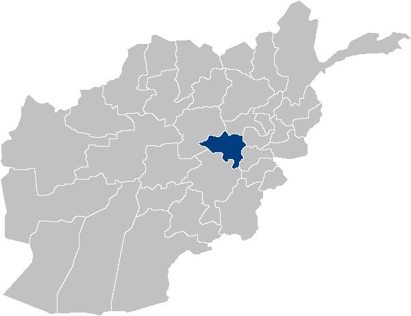 Maidan Wardak Province in the past, History of Maidan Wardak Province