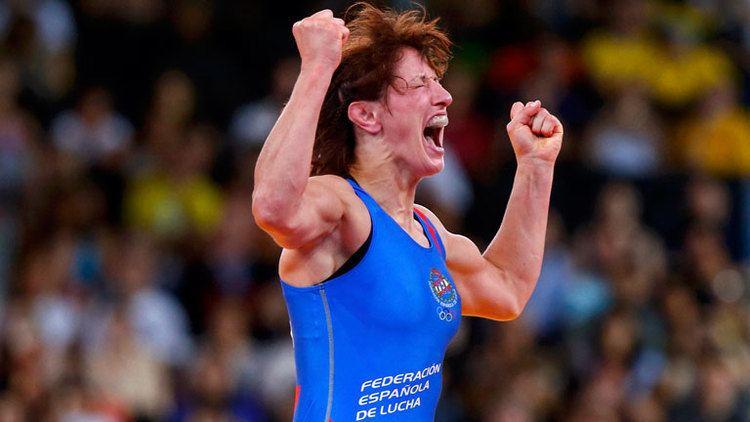 Maider Unda Maider Unda se cuelga el bronce en lucha femenina
