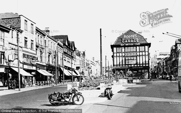 Maidstone in the past, History of Maidstone