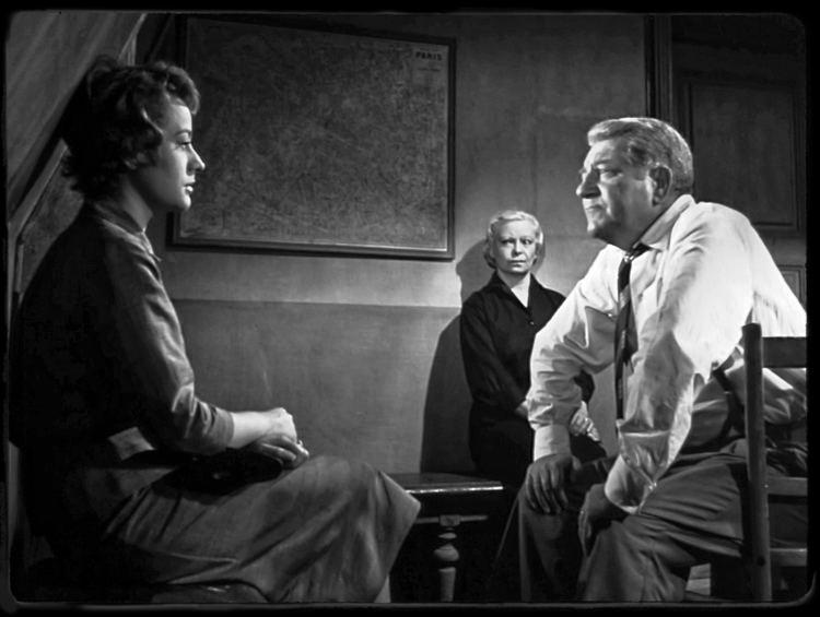 Maigret Sets a Trap (film) MAIGRET TEND UN PIGE 1958 BLOG DU WEST 2