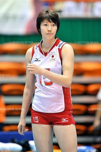 Maiko Kano 2011 FIVB World Grand Prix Week Nippon News