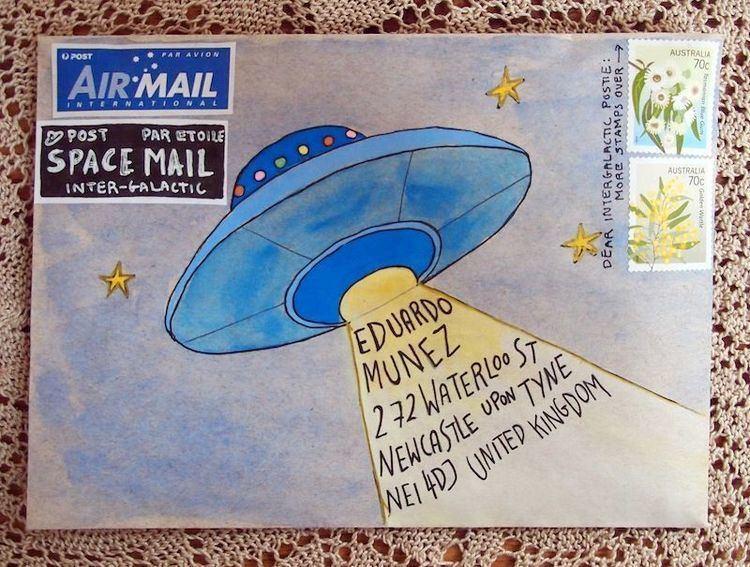 Mail art httpssmediacacheak0pinimgcomoriginalsf4