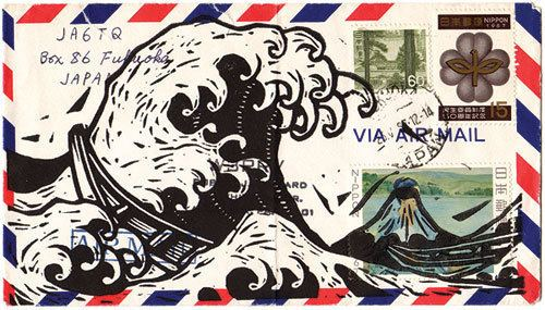 Mail art Call for Artists Letter to Me Mail Art